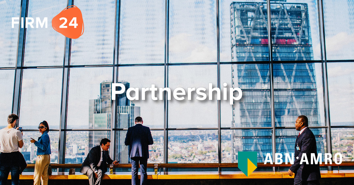 Partnership ABN AMRO & Firm24